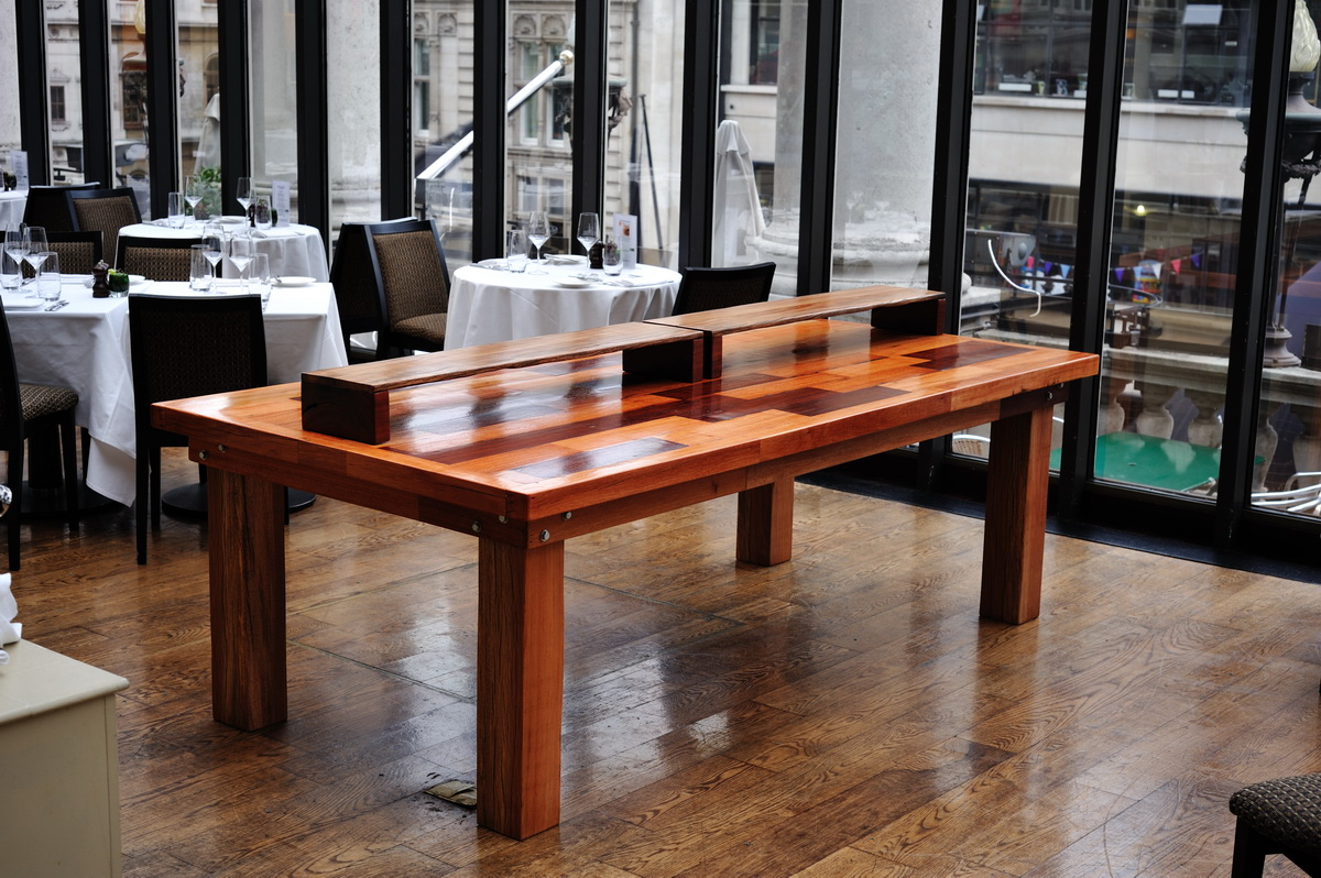 Bespoke Table for Le Meridian London